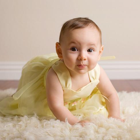 cota de caza baby photography