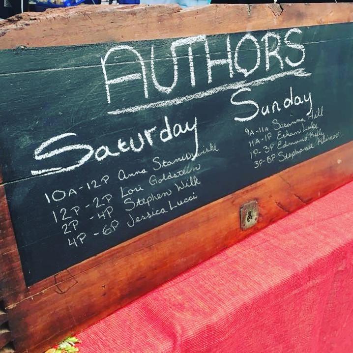 Author Signing: Jessica Lucci