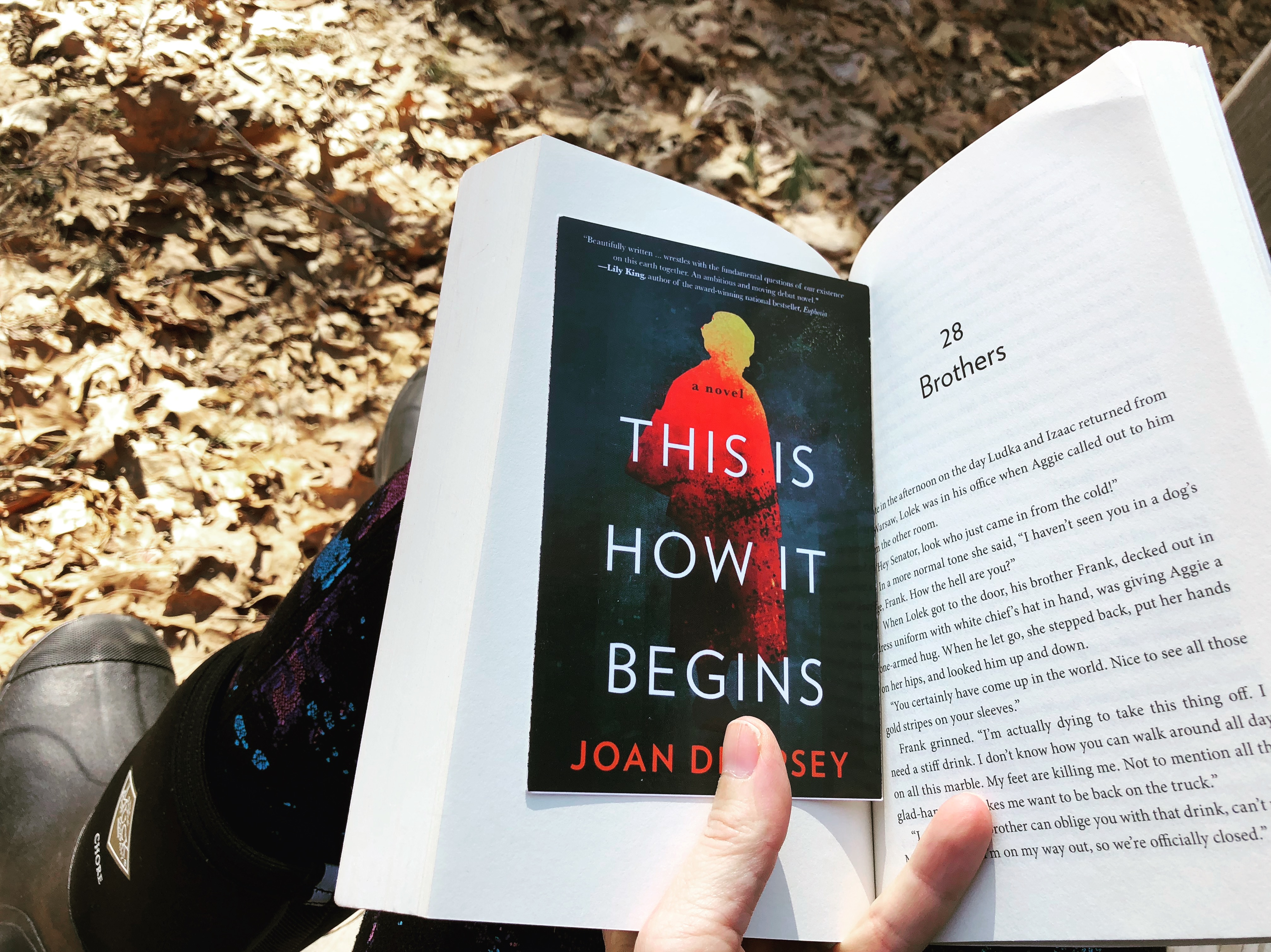 This Is How It Begins >> This Is How It Begins By Joan Dempsey Jessica Lucci Watch City