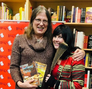 Author talk at Porter Square Books.