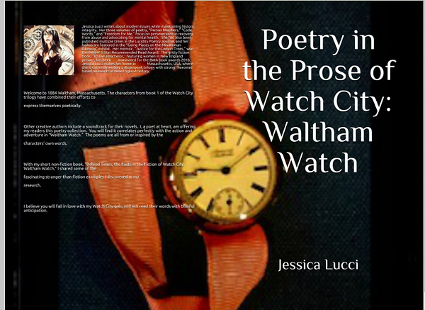 Poetry in the Prose Of