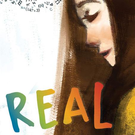 Neurodiversity Reads: Real by Carol Cujec and Peyton Goddard