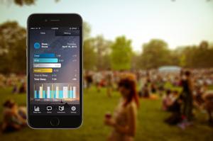 Die App zum Kokoon Kopfhörer
