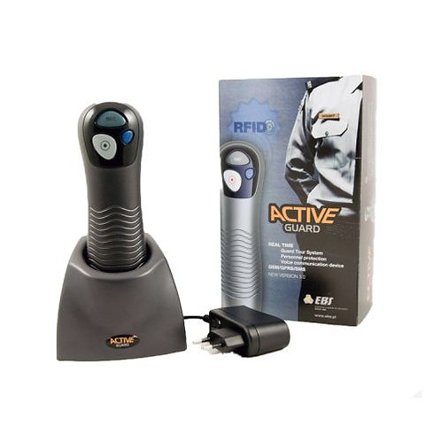 ActiveGuard - Set 3 with position alarm sensor and 3G