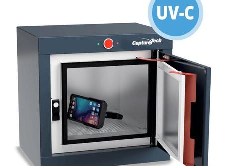 Der CapCleaner UV-C