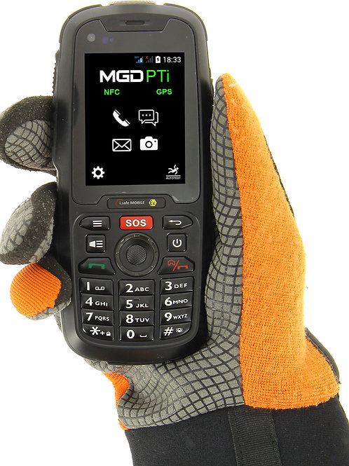 MGD002 with ATEX protection 2/22