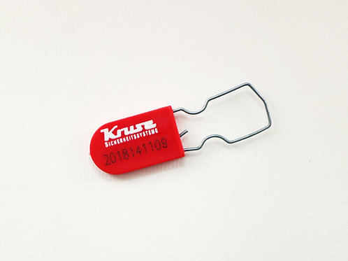 Key seal for key stick