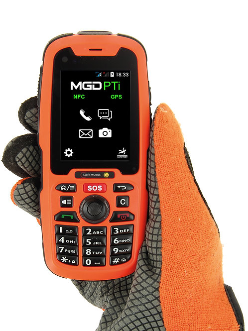 MGD002 with ATEX protection 1/21