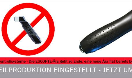 Escorte: Ersatzteilproduktion eingestellt - jetzt umsteigen!