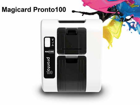 The Magicard Pronto100 - Professional ID Card Prints