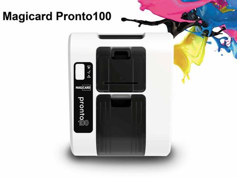 Der Magicard Pronto100 - Professionelle ID-Kartendrucke