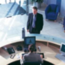 Die Besucherverwaltung mit Produkten wie CSS-BISY. Verwaltung der Besucher, schnell und einfach. Eine professionelle weiterleitung der Gäste. Besuchermanagement Lösung.