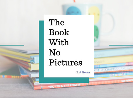 The Book With No Pictures | Dads Start Here!