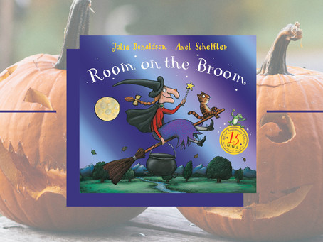 Room on the Broom | You Belong Here