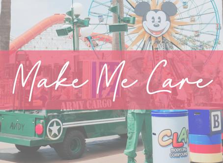 Make Me Care | The Pixar Way
