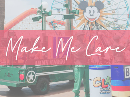 Make Me Care | The Pixar Way