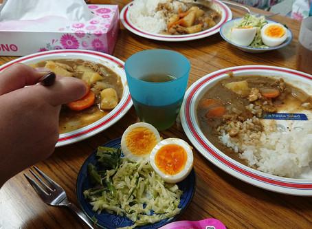 新年・寺子屋ハウスの夕食会