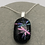 Thumbnail: Dichroic glass necklace
