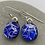 Thumbnail: Dichroic earrings