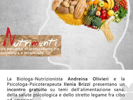 Nutri-Menti: un percorso di integrazione tra Psicologia e Nutrizione