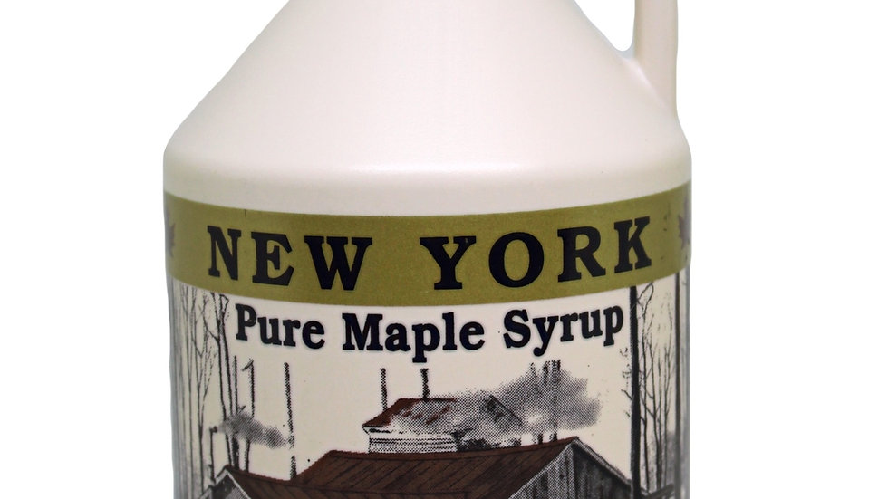 Gallon of Pure Maple Syrup