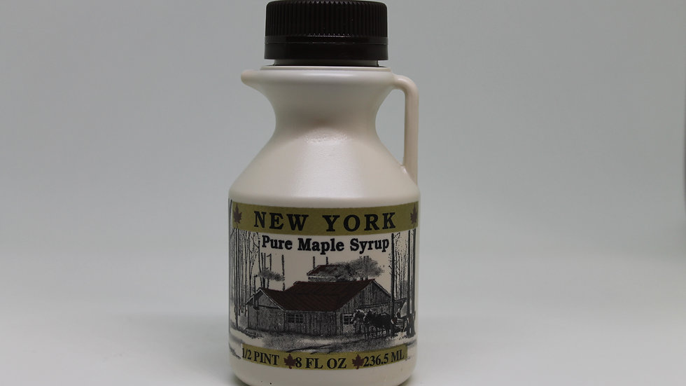 1/2 Pint of Maple Syrup