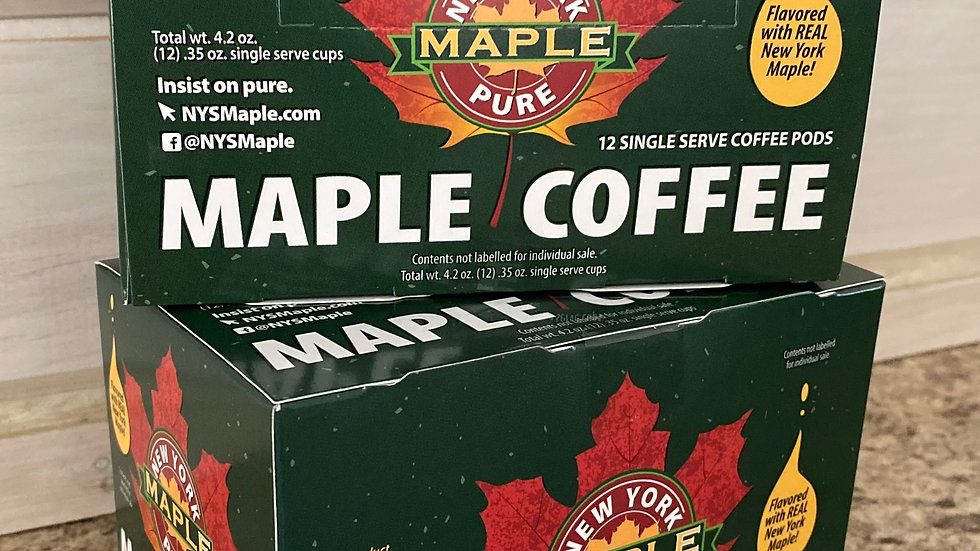 Maple Coffee K-Cups