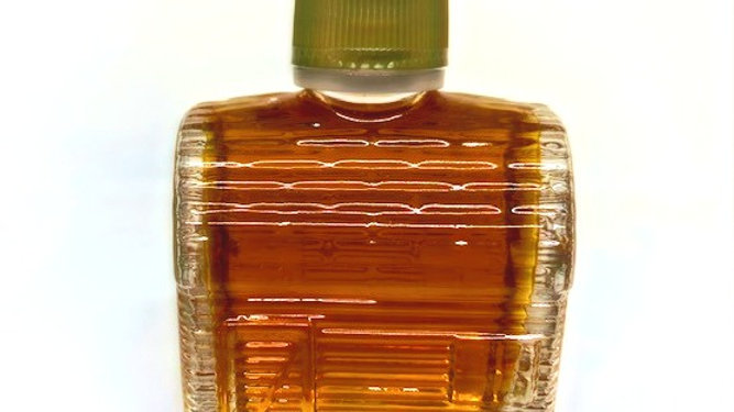 1.7 oz Maple Syrup Glass Cabin