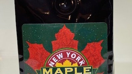 12oz Maple Coffee (ground)
