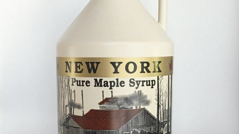 1/2 Gallon Pure Maple Syrup