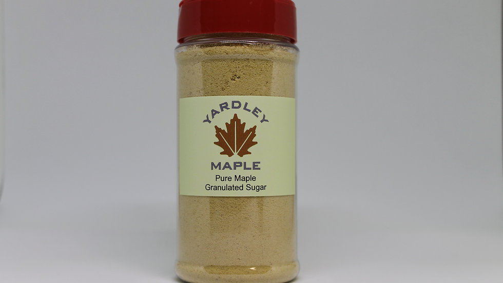 12 oz Maple Granulated Sugar