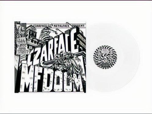 CZARFACE & MF DOOM - SUPER WHAT? (White Vinyl)