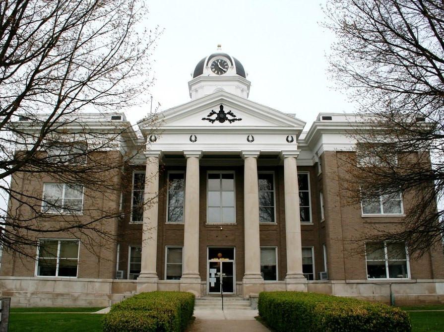 Bracken County Courthouse
