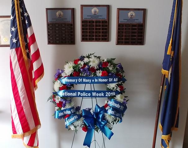 2019 Police Memorial
