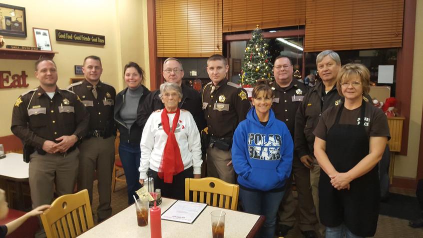 Shop with Sheriff Participants