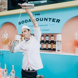 Soda Press Co X Sodastream / Sodacounter