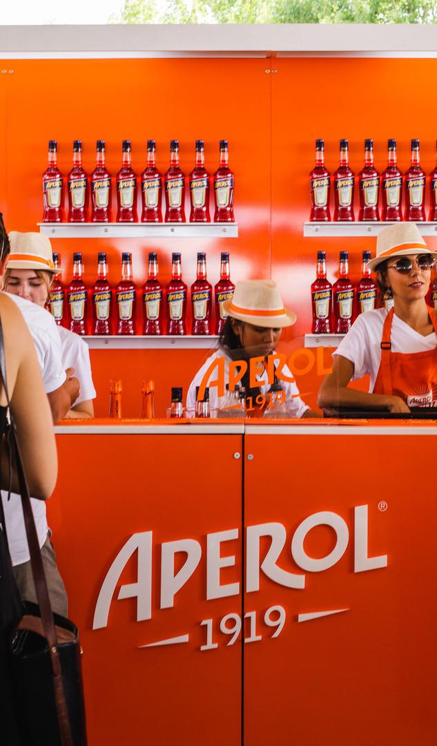 Aperol Bar / Sunsetter Festival