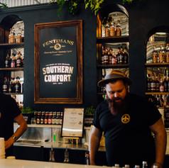 Fentimans X Southern Comfort / Taste of Auckland
