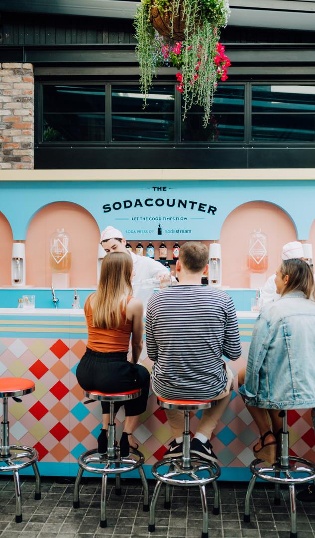 Sodastream x Soda Press Co. / Sodacounter