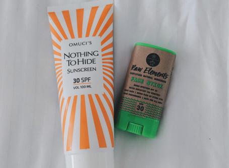 Safe Sunscreens