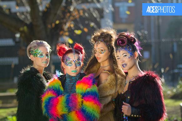Obsidian Dance Crew for Glitopia