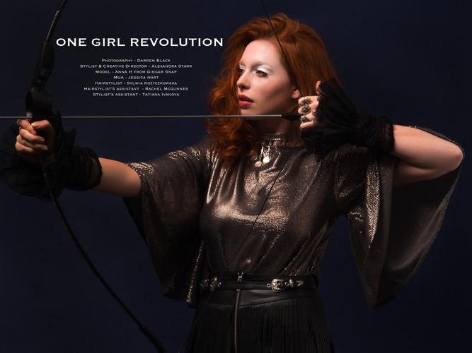 One Girl Revolution