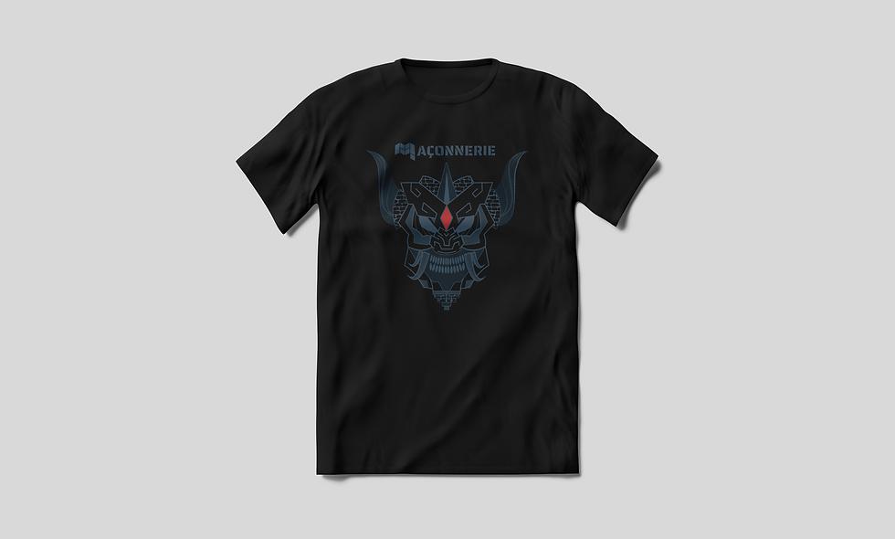 T-Shirt Maçonnerie