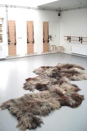 LANDSCAPES IN WOOL -rug