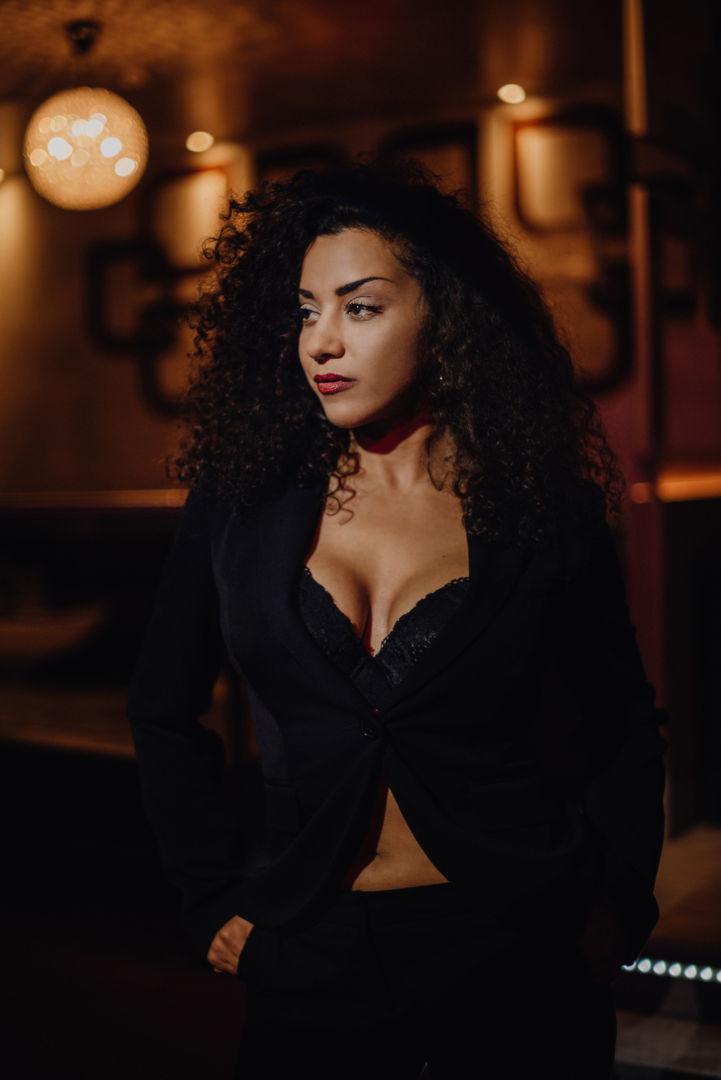 Sängerin | Nadja Benaissa
