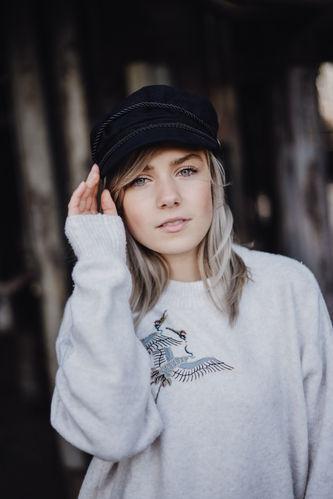 Sängerin   Marie Wegener