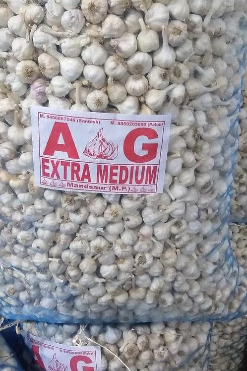 Extra medium garlic