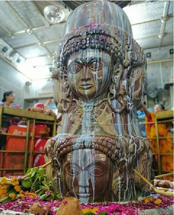 it is epic 8 feet long shivji statue it is only in mandsaur