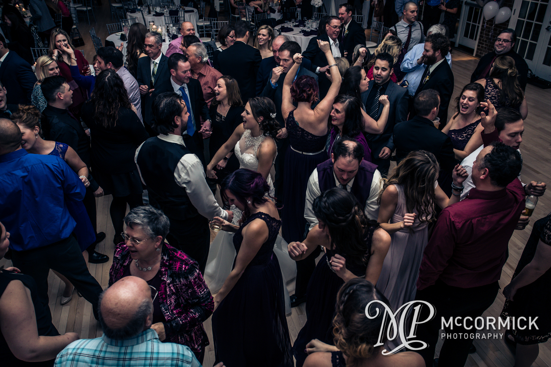 Cambridge Kitchener Waterloo Wedding DJ | People Dancing