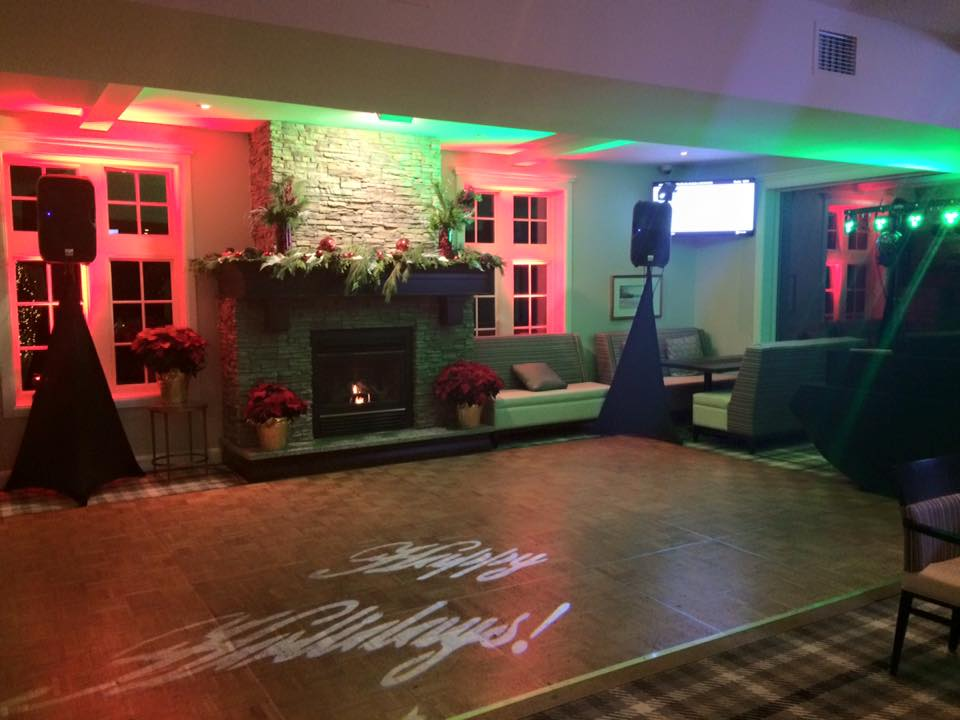Cambridge Kitchener Waterloo Corporate DJ | Custom Lighting